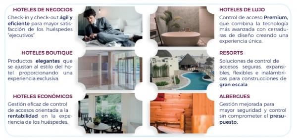 Soluciones adaptadas a cada tipo de hotel - Gastecom